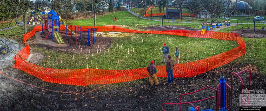 Alum Creek Park playground upgrades