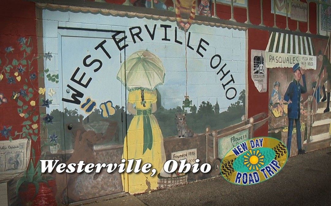 Uptown Westerville featured on Cleveland station's Ohio Road Trip