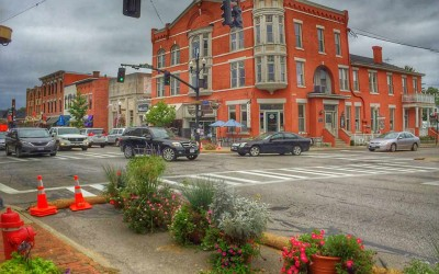 Changes proposed for Uptown street corners